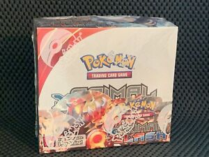 Pokemon: XY Primal Clash (2015) Sealed Booster Box (36 Packs) Authentic