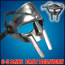 New Gladiator face mask helmet Hand-Forged sca-larp-helmet-roman-armor-mf doom