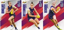 2019 Select Footy Stars AFLW Womens Fremantle Dockers Team Set 3 cards