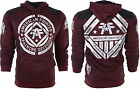 American Fighter AFFLICTION Mens Hoodie Sweat Shirt Jacket HOWARD Biker UFC $65