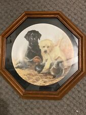 "In The Limited Edition Of ""A Perfect Set~LabradorRetrievers� By Lynn Kaatz"