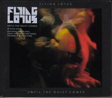 FLYING LOTUS / UNTIL THE QUIET COME - CD * NEW & SEALED * NEU *