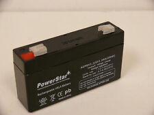 6V 1.2Ah GE Interlogix 60-914 Back-Up Battery for GE Simon 3 & GE XT Panel