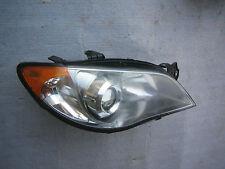 Subaru Impreza WRX Headlight Head Lamp 2006 2007 Factory OEM Halogen Black