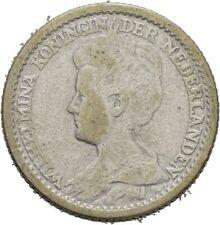 Niederlande 25 Cent 1914  3,5 g Silber  #SAW151