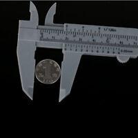 Pied à coulisse en plastique Vernier calibre 150mm Pour les étudiant ITHWC