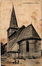 CPA   La Longueville - L'Eglise  (513395)