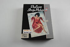 Deluxe Strip Poker 2 A CDS Game for the Commodore Amiga Computer tested&working