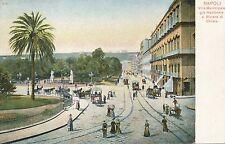 NAPOLI – Villa Municipale gia Nazionale e Riviera di Chiala – Naples – Italy