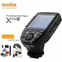 Godox Xpro-S 2.4G TTL LCD Wireless X System Transmitter Trigger For Sony Cameras
