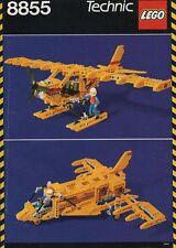 Lego Technic 8855-1: Prop Plane (1988)  con Scatola Visita il mio Negozio