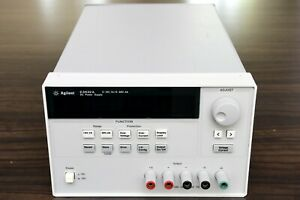 Agilent E3632A (HP / Keysight) 30V/4A, 15V/7A Labornetzteil Power Supply