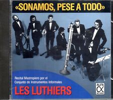 "Les Luthiers ‎– ""Sonamos, Pese A Todo""  CD 1991"