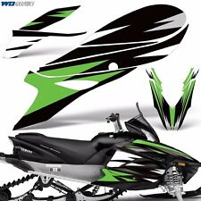 Yamaha APEX Decal Wrap Graphic Kit RTX GT MTX LTX Part Sled Snowmobile 14-16 MON