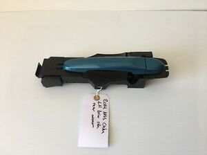 09 10 11 12 13 14 NISSAN CUBE OEM LH DRIVER SIDE REAR DOOR EXTERIOR HANDLE USED