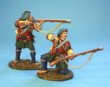 JOHN JENKINS QHL02 FRASER HIGHLANDER SKIRMISHING # 1 - 2 FIGS MIB