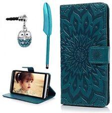 Étuis, housses et coques avec clip en cuir pour téléphone mobile et assistant personnel (PDA) LG
