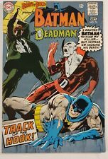 The Brave and The Bold #79, 1968, DC. Batman and Deadman Neal Adams cover Deal!