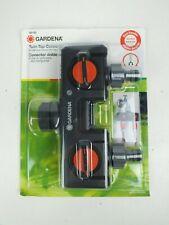 New Gardena 38193 Dual Garden Hose Valve