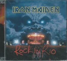 IRON MAIDEN Rock in Rio 2CD SEALED