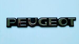 Peugeot 505 / 405 Emblem 1980/88