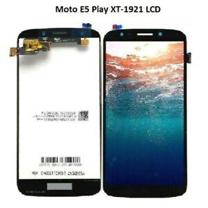 FOR Motorola Moto E5 Play Xt1921 LCD Display Screen Digitizer Black -UK Seller