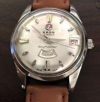 Rado Daymaster Automatic 34.5mm Mens Watch
