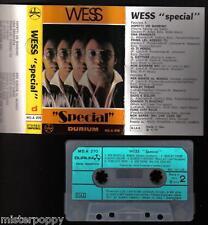 WESS Special Musicassetta 1974 Rara & MINT Monster FUNK