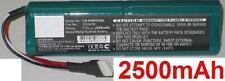 Batterie 2500mAh type 3105035 3524222 Pour Fluke Ti-10