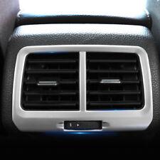 For Volkswagen Golf 7 Mk7 2013-2018 Car Rear armrest Air Vent Outlet Cover Trim