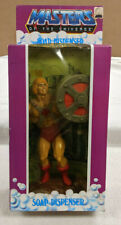 Helm Toy Masters of the Universe He-Man Soap Dispenser - Vintage - 1985 - NIB