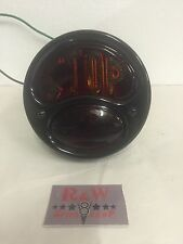 Original Style Black Ford Model A Duolamp Taillight 1928-1931 Stop Light Right
