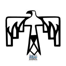 THUNDERBIRD vinyl sticker Window Car Truck Native American Symbols TRIBAL