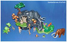Gebrauchtes Playmobil® -Zusammengestelltes Set- Große Steinzeithöhle mit Zubehör
