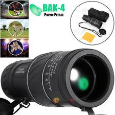 40x60 Zoom Binoculars Day+Night Vision Bak4 Prism Waterproof Telescope + Case