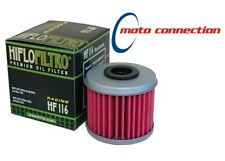HI FLO FILTRO PREMIUM ENGINE OIL FILTER HF116 for HONDA CRF450 R / X 2002 - 2019