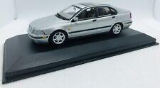 Minichamps 1/43 Volvo S40 Saloon 1996 Silver Metallic 430171501