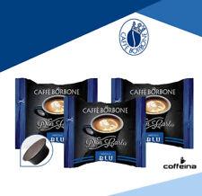 OFFERTA 100 capsule caffè Borbone Don Carlo Blu Compatibili A Modo Mio COFFEINA