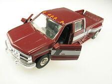 """Chevrolet Big dooles """"Austin"""" pick up Truck rojo rouge rojo, Road Champs en 1:43!"""