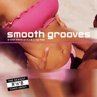 Smooth Grooves - A Cool Blend Of R'n'B CD Album - Gift Idea - NEW