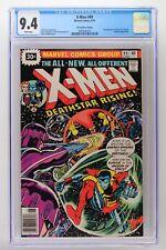 X-Men #99 - Marvel 1976 CGC 9.4 1st App of Black Tom Cassidy. 30 Cent Variant!
