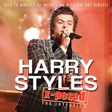 HARRY STYLES of ONE DIRECTION New Sealed 2017 CAREER SPANNING INTERVIEWS CD