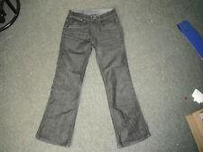 "Moto Twister Waist 28"" Leg 30"" Black Faded Mens Jeans"