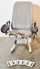 Sonesta Stille Type 6300 Gynecology Power Exam Chair Table With Stirrups