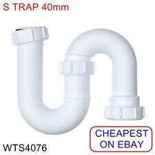 Wts4076 Viva 40mm Easi-Flo girevole Trappola S CON GUARNIZIONE 75mm * spedizione il giorno stesso *