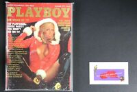 💎 PLAYBOY MAGAZINE DEC 1977 ASHLEY COX SONDRA THEODORE KISS BURT REYNOLDS💎