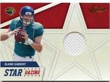 2011 ABSOLUTE MEMORABILIA STAR GAZING JERSEY #6 BLAINE GABBERT JAGUARS *42726