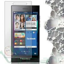 Pellicola VETRO temperato trasparente per Blackberry Leap protezione display