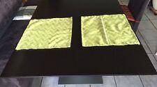 Quadratische Tischsets