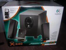 2.1 Lautsprechersystem von Logitech. Kaum gebraucht,  neuwertiger Zustand.
